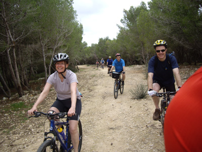 maltabookers.com Cycling Tours - Mizieb