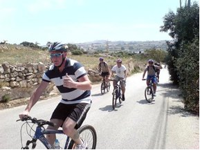 Malta Cycling Tours